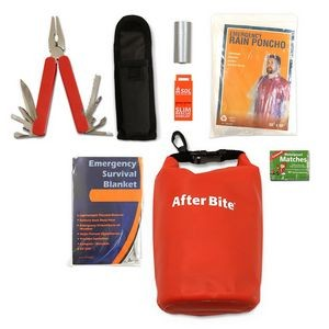 Silver Survival/Disaster Kit